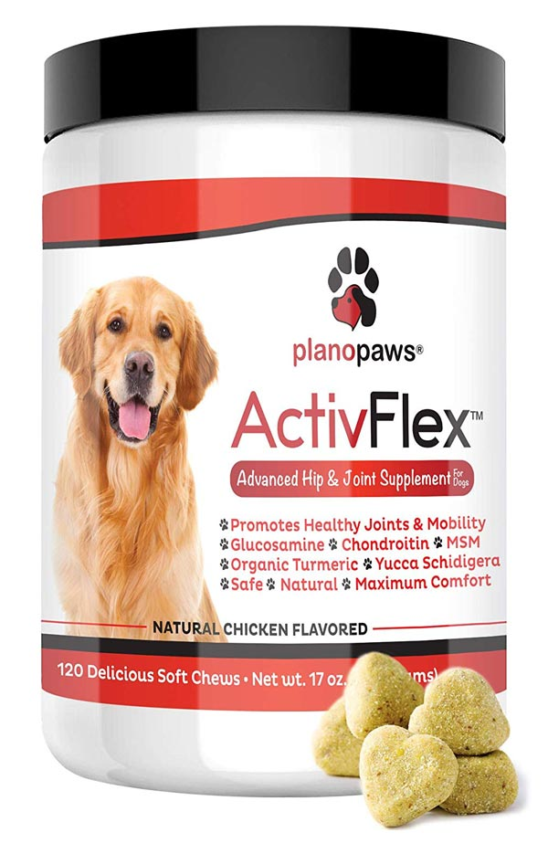 ActivFlex - Glucosamine for Dogs