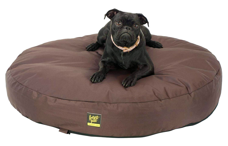 FrontPet Chew Resistant Dog Bed