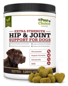 Paw Choice Dog Joint Supplement Chews